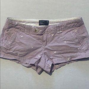 Euc aeo shorts 0